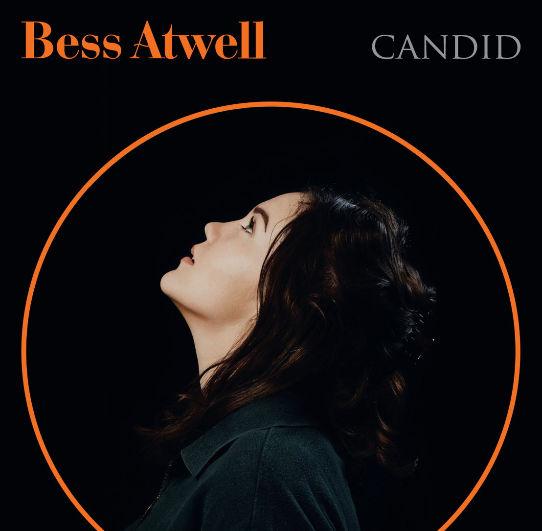 Bess Atwell - Candid (cover)