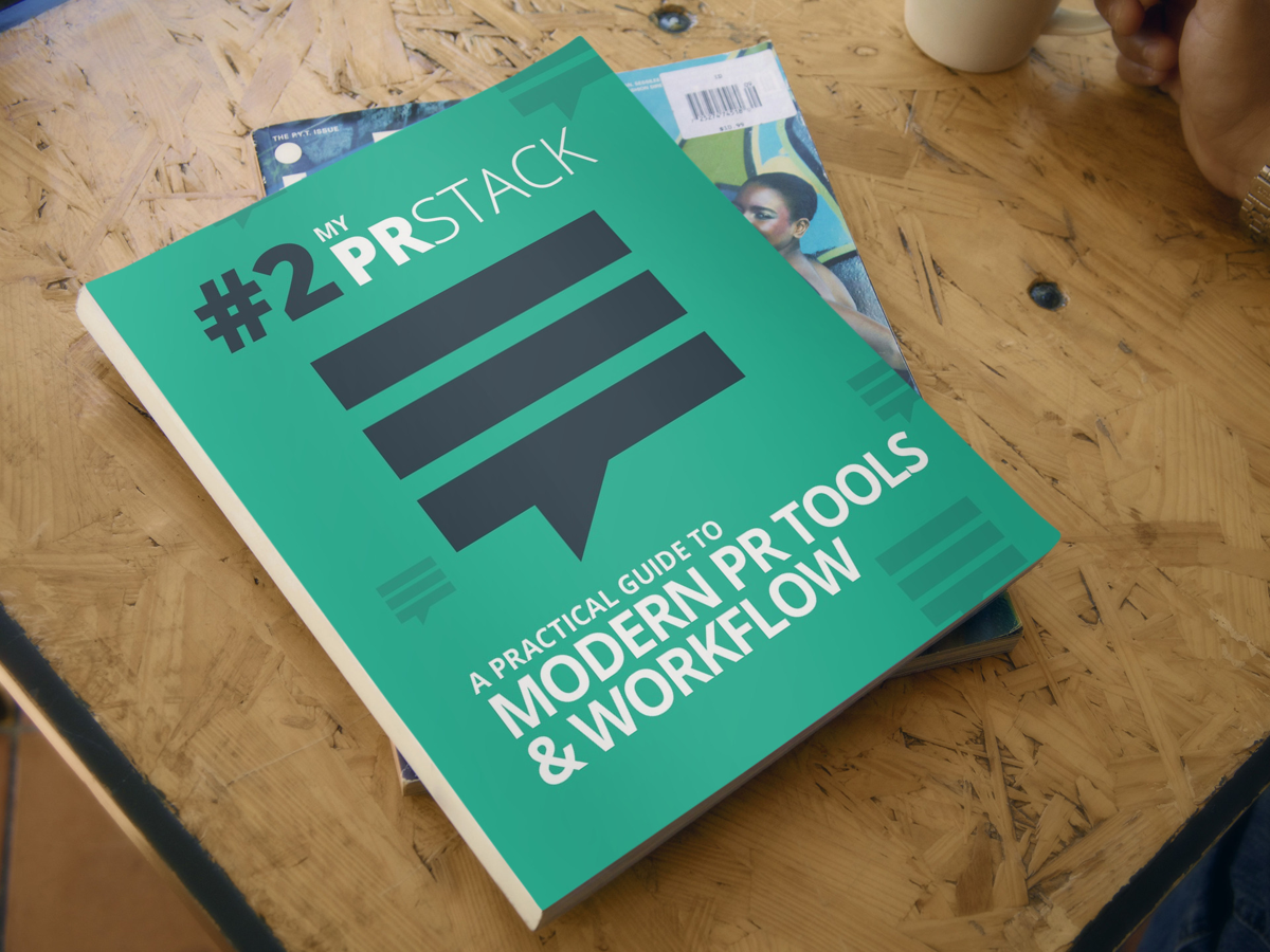 News: 30 PR Pros Combine Forces for a Massive How-To Guide on Tools