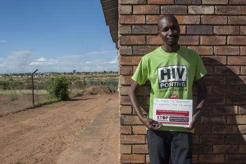HIV & TB FUNDING: Hundreds of thousands of people's treatment at risk as countries 'transition' from Global Fund support