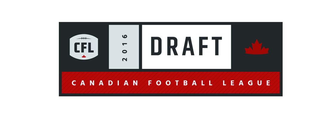 2016 CFL Draft Logo (English)
