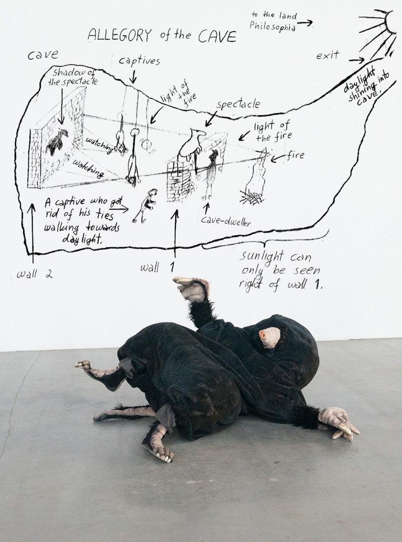 Philippe Quesne - The Night of the Moles - 6, 7, 8, 9/05 - © Martin Argyroglo