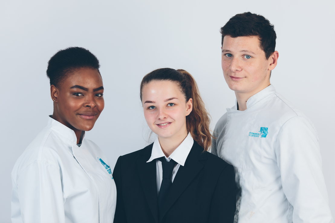Hotelschool Ensorinstituut Oostende leerlingen