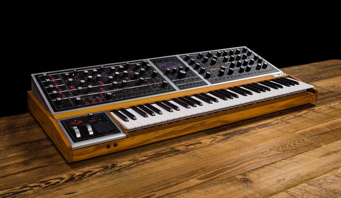 Moog One Captures TEC Award for Outstanding Technical Achievement