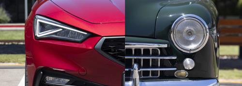 Changement de génération : de la SEAT 1400 à la toute nouvelle Leon