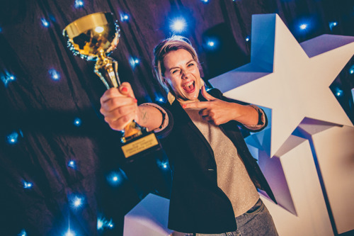 Leen Dendievel wint Steracteur Sterartiest Editie MNM 2016!