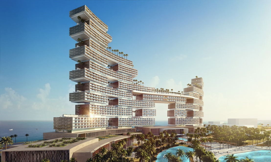 Royal Atlantis Resort & Residences, Dubai - UAE