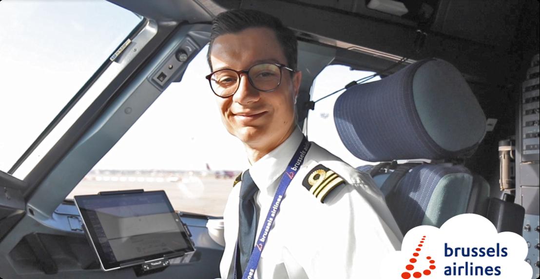 Brussels Airlines werft piloten en cabinepersoneel aan