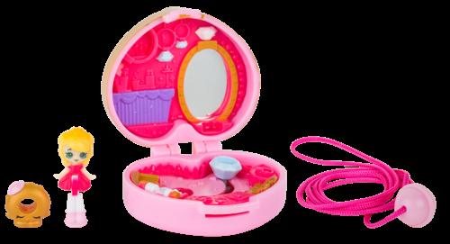 ¿Te cuento un secreto? Las Shoppies y los Shopkins se redujeron para descubrir los mundos miniatura de Lil' Secrets de Bandai