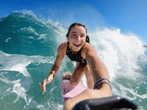 ¡El primer torneo digital de surf llega a México! Y GoPro te dice por qué no puedes perdértelo