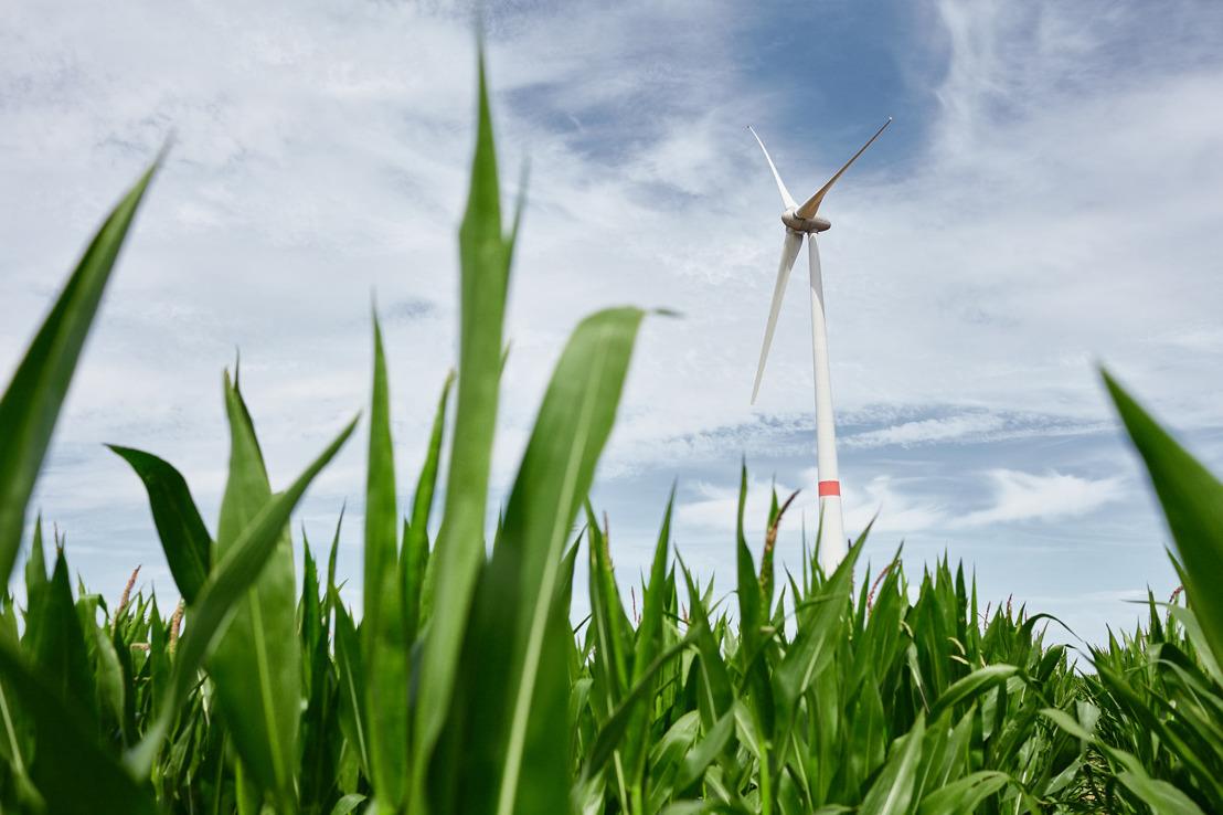 Een project van 3 nieuwe windturbines in Lincent
