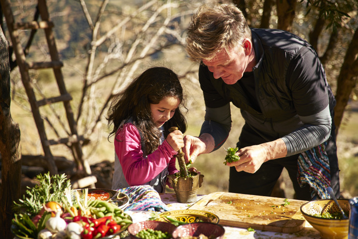 Gordon Ramsay serves up adventure in new culinary expedition series, Gordon Ramsay: Uncharted