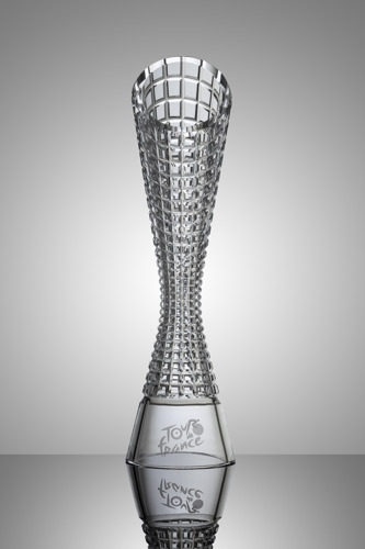 ŠKODA Design creates trophies for Tour de France winners for 10th time