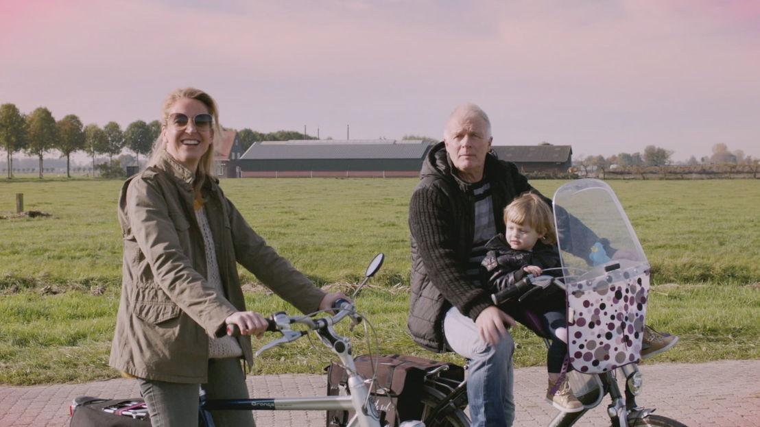 Peter Jan Rens en Cath Luyten<br/>Buurman, wat doet u nu? (c) VRT