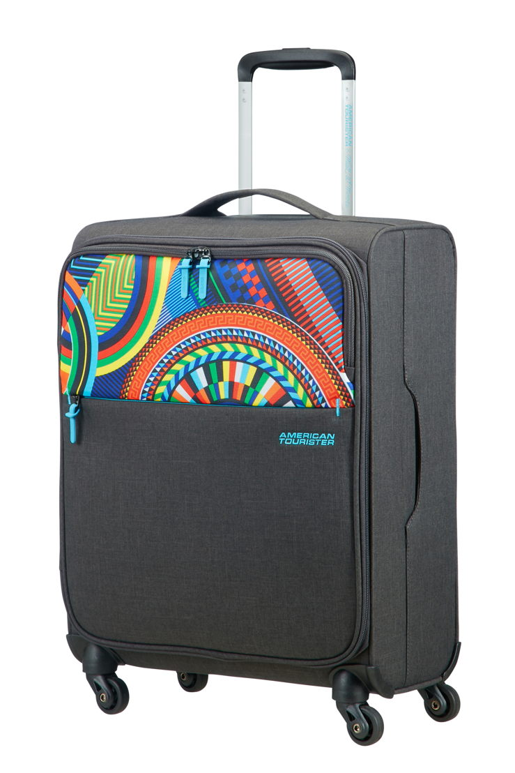 American Tourister Spinner 55 softside: €109
