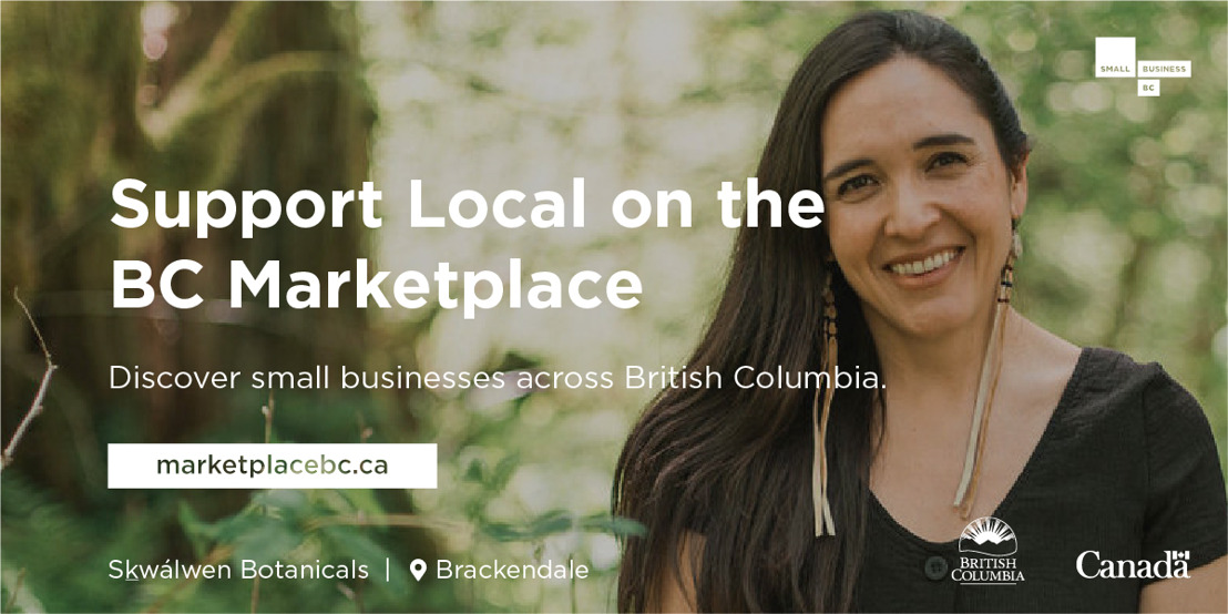 Small Business BC Launches Online Marketplace to Support Entrepreneurs