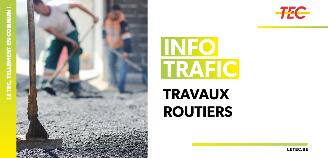 Trooz (Fraipont) | Travaux | Ligne 389