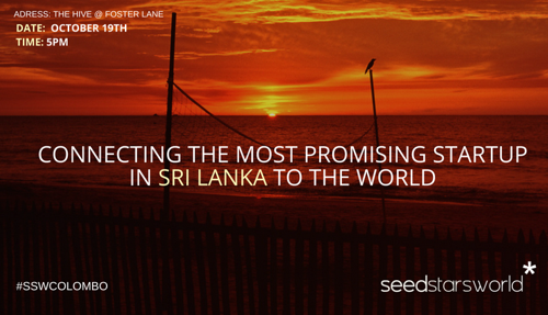 Seedstars is Coming Back to Colombo