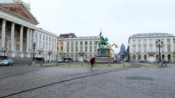 Place royale : un pas de plus vers son réaménagement