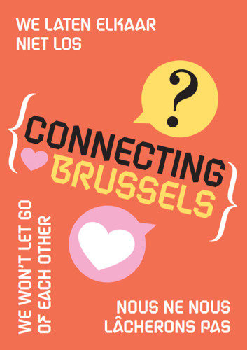 Connecting Brussels: we laten elkaar niet los!