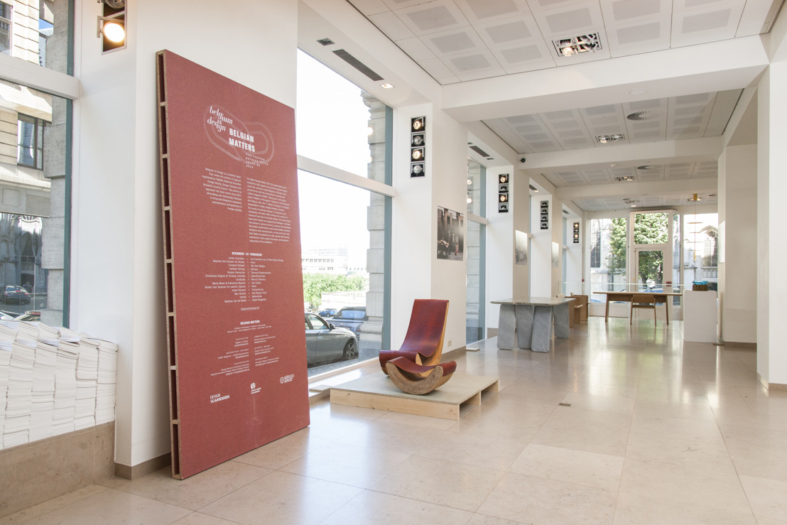 Visit Belgian Matters at the Biennale Interieur