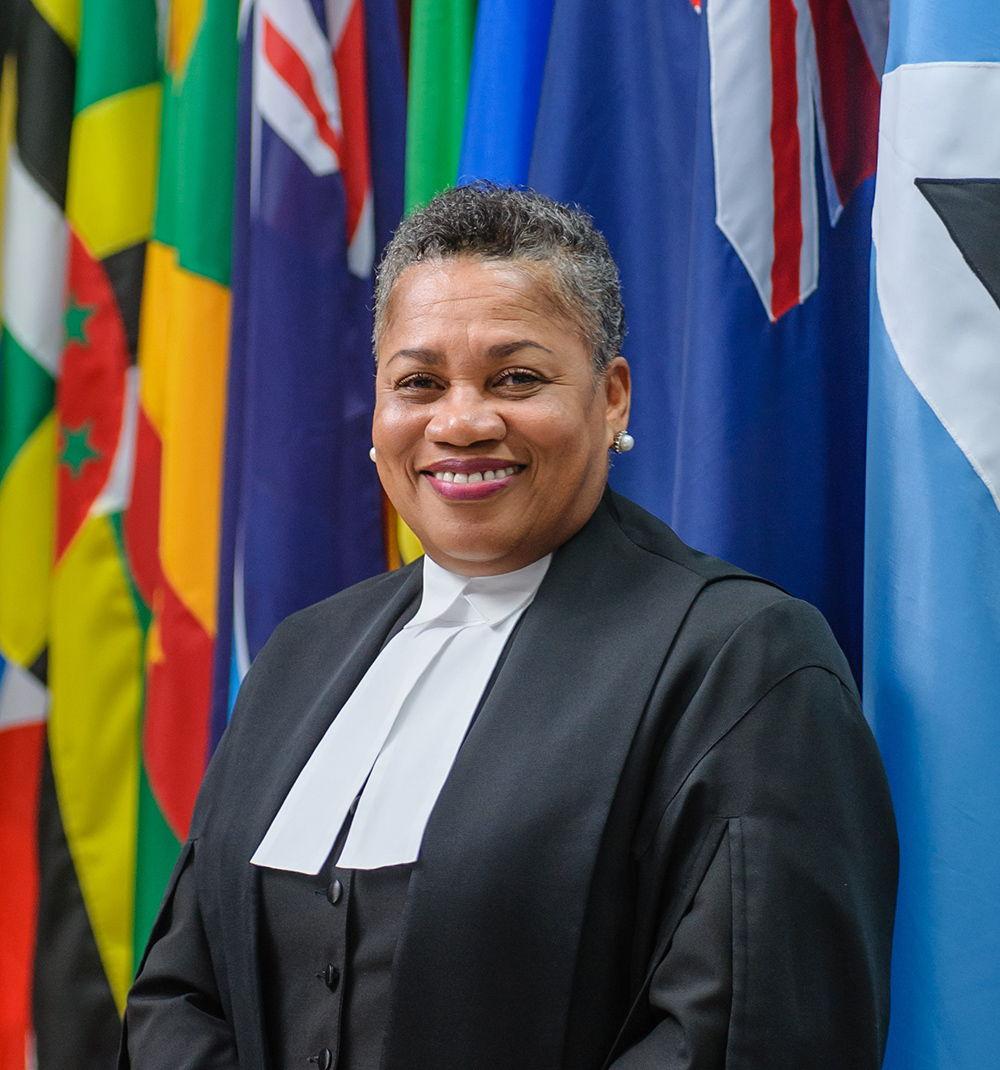 Her Ladyship the Hon. Dame Janice M. Pereira DBE