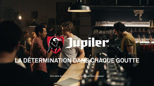 Jupiler rend hommage aux barmans et à l'art de servir une bonne bière grâce à une nouvelle campagne