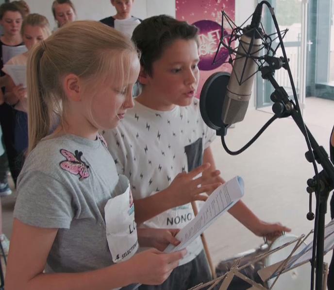 Ketnet Musical: Team U.P. - Nono Wauters - (c)VRT/KETNET