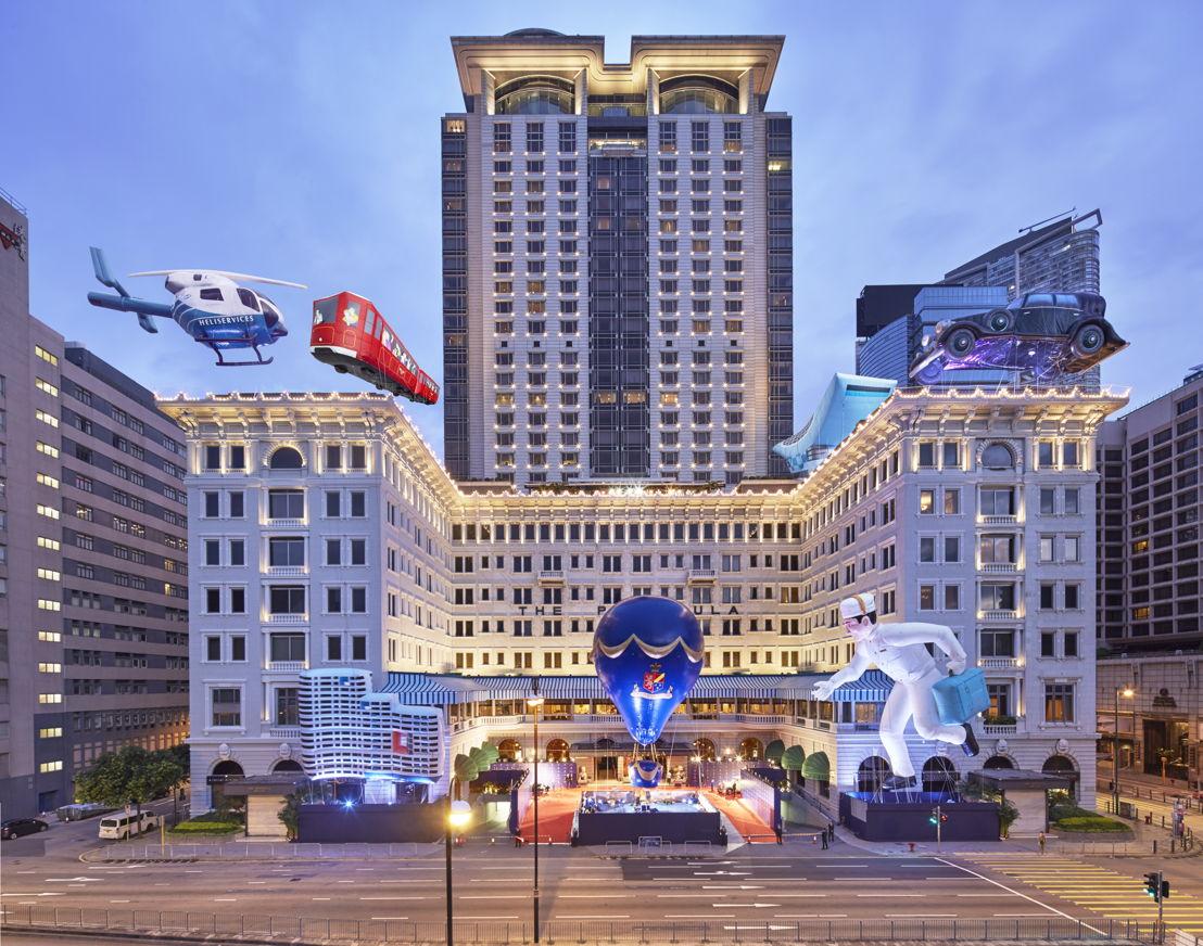 The Hong Kong & Shanghai Hotels Limited 150 Anniversary