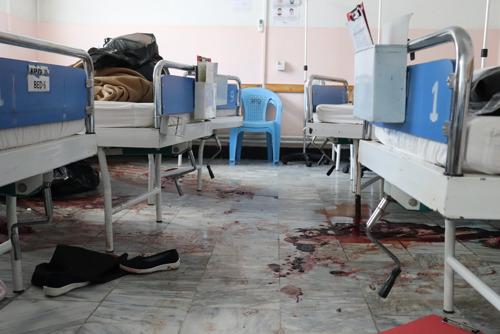 Afganistán: Médicos Sin Fronteras cesa sus actividades en la maternidad de Kabul donde fueron asesinadas 25 personas