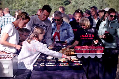 Isuzu Experience day: wellicht het grootste pick-up evenement in Europa