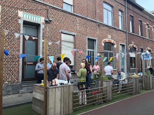 Leuven viert een recordeditie van Dag van de Buren