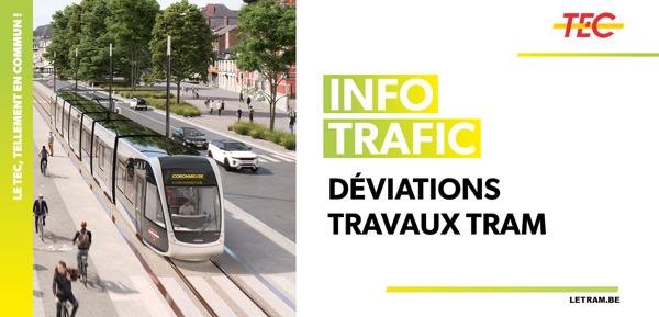 Preview: Transfert du terminus des lignes 5, 6, 7, 78 et 134 au quai Roosevelt