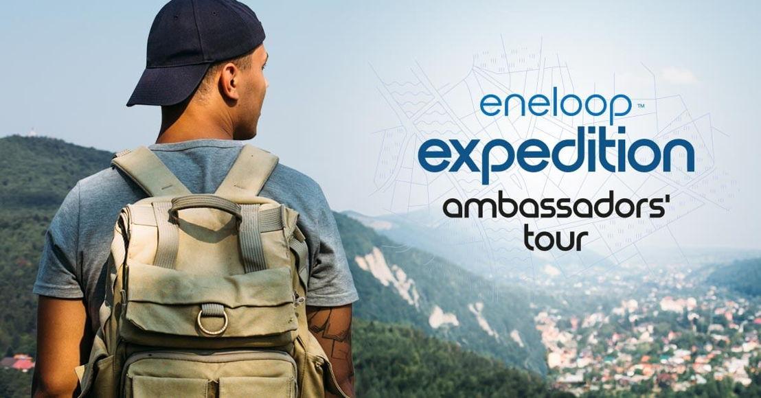 eneloop ambassadors' tour