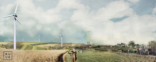 Provincie Oost-Vlaanderen en 9 dendergemeenten winnen Vlaamse Planningsprijs 2018 voor Energielandschap Denderland