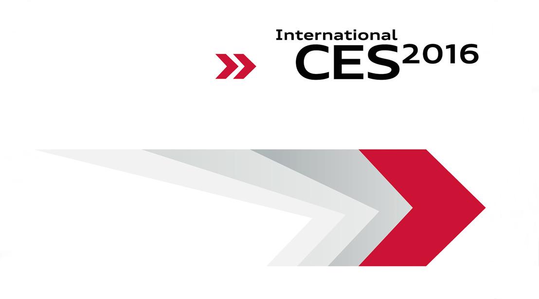 Gestuurd rijden, elektrificatie en volledige connectiviteit – Audi op de CES 2016