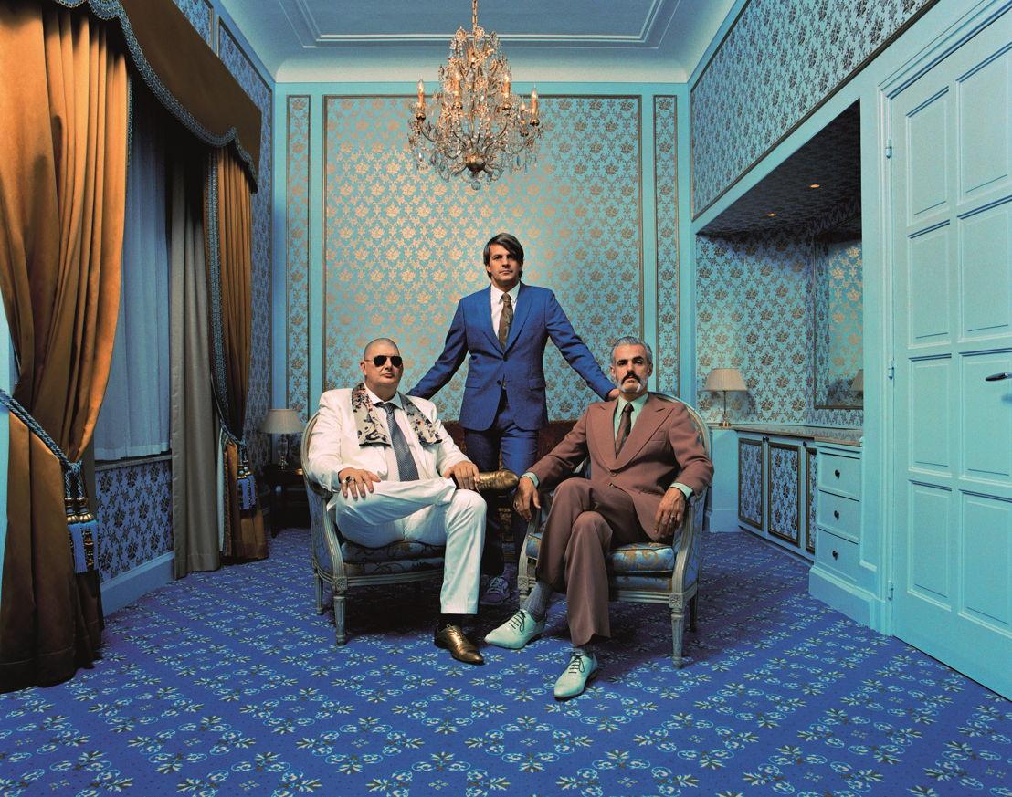 Belpop VIII: Triggerfinger - (c) Kevin Westenberg