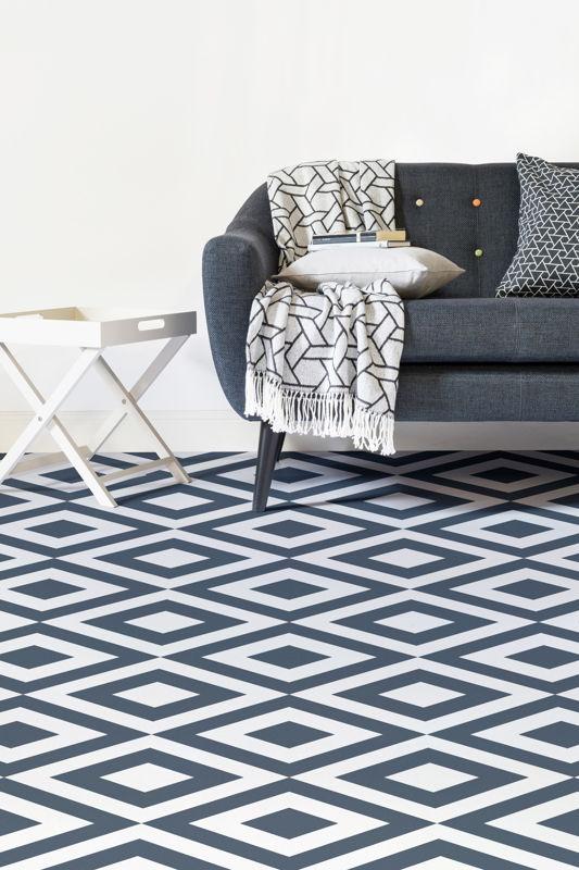 Argyle | Diamond Pattern Flooring