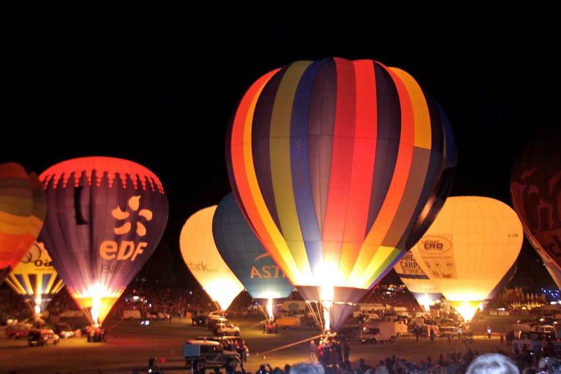 Bristol International Balloon Fiesta (Creative Commons)