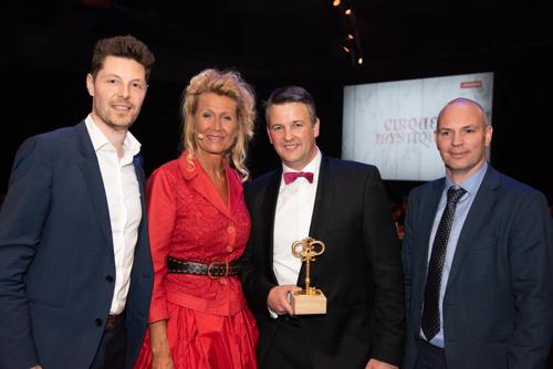 Gents databedrijf Ontoforce wint Huawei AI-wedstrijd van Startups.be/Scale-ups.eu met gezondheidsapp