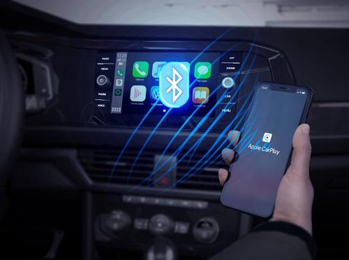 Volkswagen listo para la era digital; Wireless App Connect, Online Booking y la nueva tienda en línea con artículos exclusivos de Collection, ya disponibles