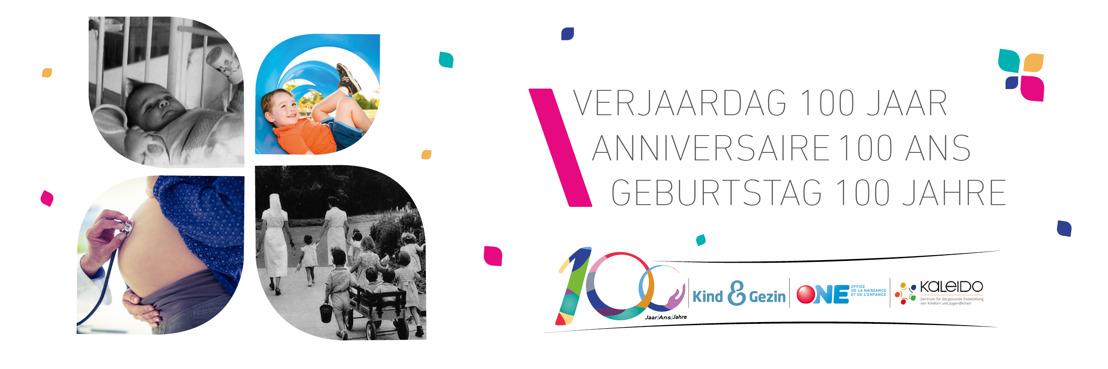 Kind en Gezin viert zijn 100ste verjaardag