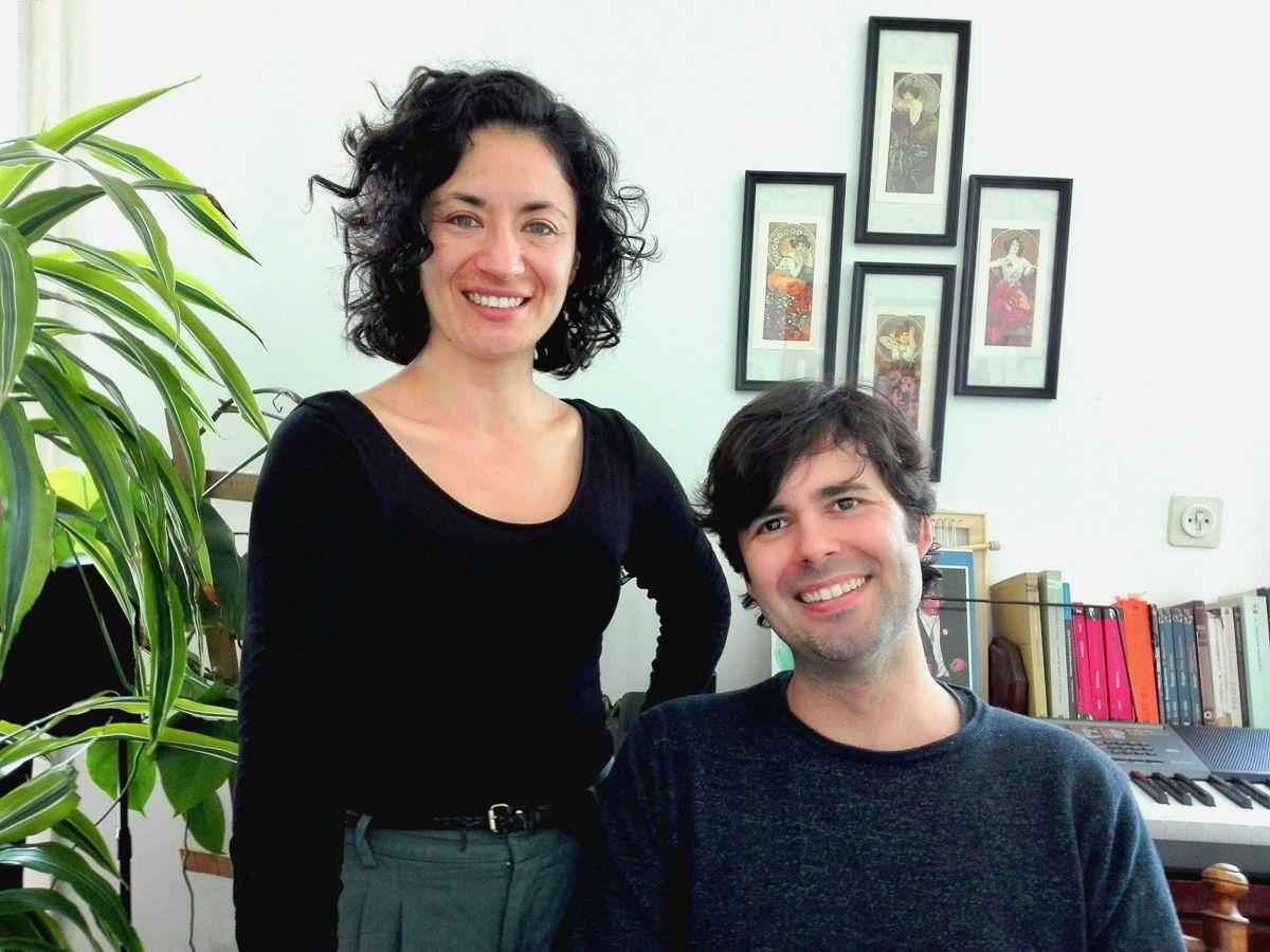 Andrea Pizarro, Avantopy (links)