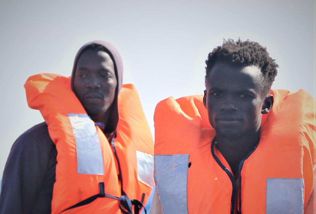 Mediterranean: Ocean Viking survivors to disembark in Lampedusa six days after first sea rescue