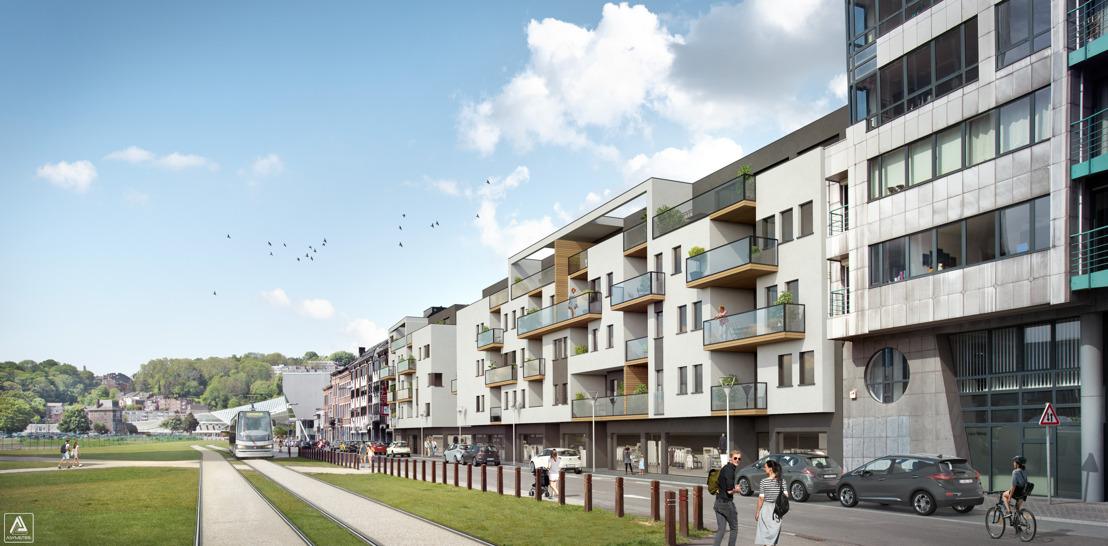 Start-up ECCO NOVA sluit partnership met Horizon Groupe voor 3 grote projecten in provincie Luik