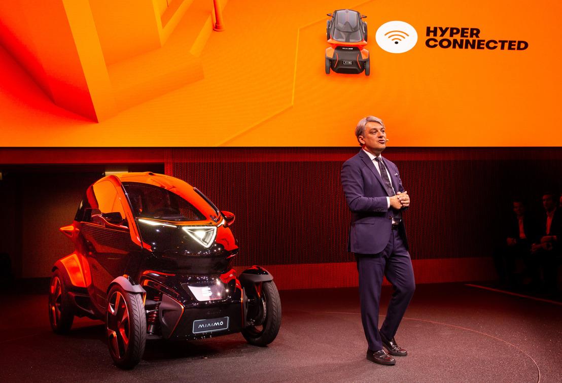 SEAT Minimó, le concept qui révolutionnera la mobilité