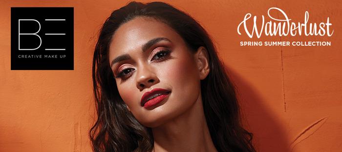 BE CREATIVE MAKE UP est heureux de vous présenter sa toute nouvelle édition limitée de maquillage WANDERLUST