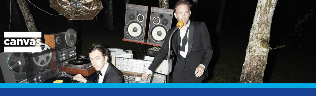 Canvas presenteert Belpop XL : Soulwax