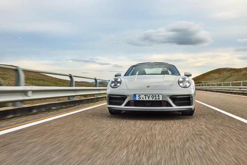Plus distinctifs et dynamiques que jamais : les nouveaux modèles de Porsche 911 GTS