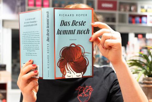 """Social-Media-Aktion von Hugendubel: """"Was bedeutet Lesen für dich?"""""""