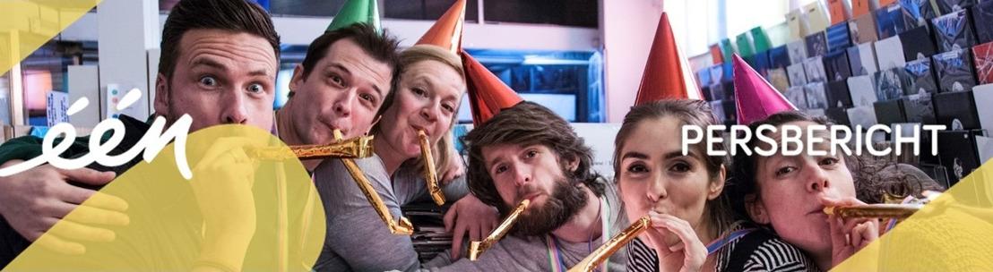 Opnames nieuwe Eén-reeks 'Dertigers' starten binnenkort in Antwerpen